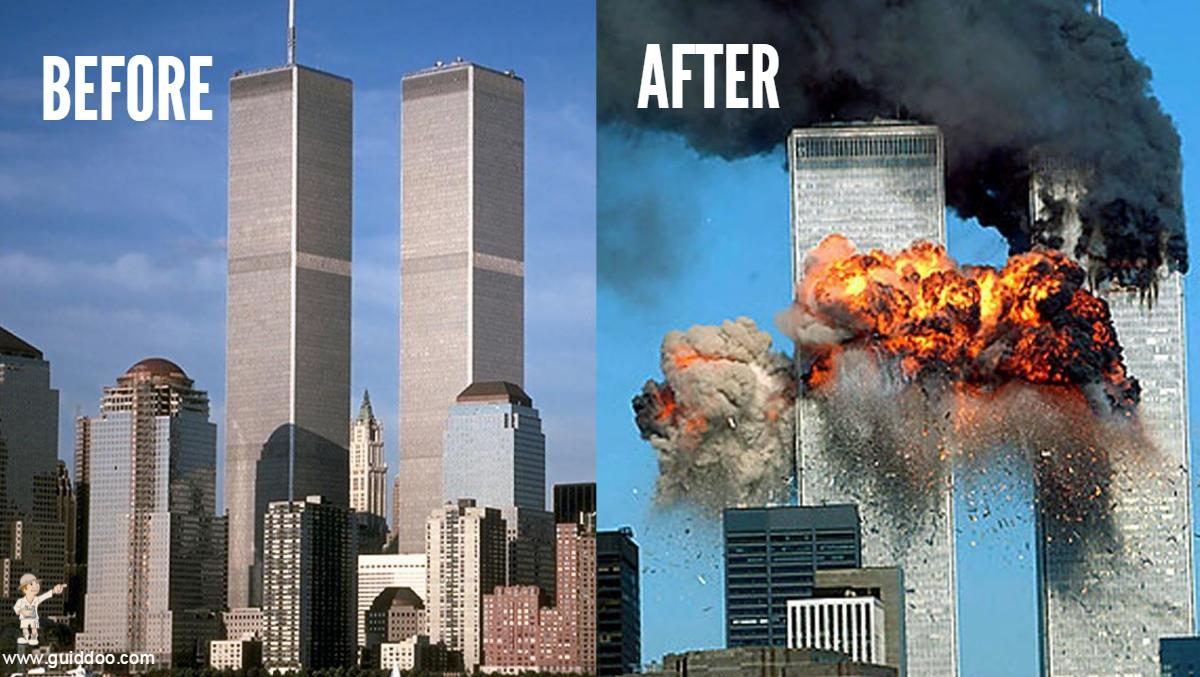 Image result for world trade center after before